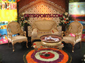 Vivah Reception Stage