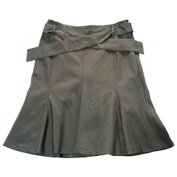 Woven Ladies Skirts