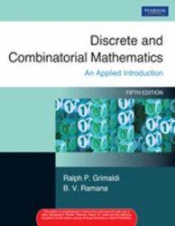 Discrete And Combinatorial Mathematics