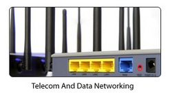 Telecom And Data Networking
