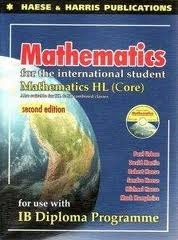 Mathematics Higher Level CORE 3rd Edition Text
