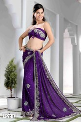Embroidered Styles Sarees