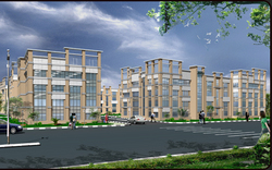 Building Project-Begraj It Complex