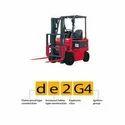 Material Handling Forklift Rental