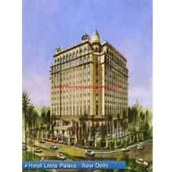 Construction Of Hotel Leela Palace, New Delhi