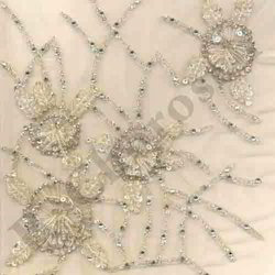 Embroidered Crystal Designs Work