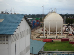 LPG Storage & Bottling Plant
