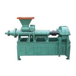 Briquette Making Machine- Charcoal Based