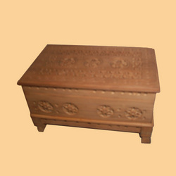 Sandalwood Jewellery Box