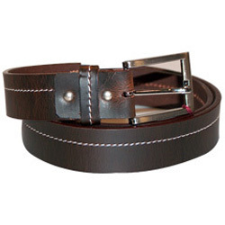 Distressed Leather Belts