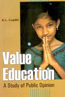Value Education : A Study Of Public Opinion