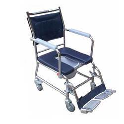 Manual Commode Wheelchair