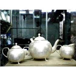 Sterling Silver Tea Set