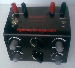 DC Gated Pulse Generator (PWM)