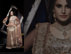 Latest Bridal Sarees