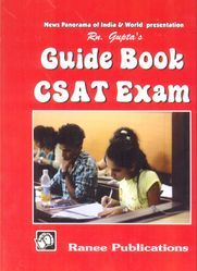 Guide Book CSAT Exam