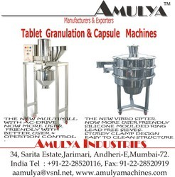 Multimill & Vibro Sifter