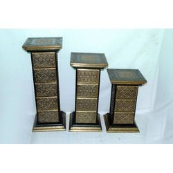 Square Candle Stand Sets