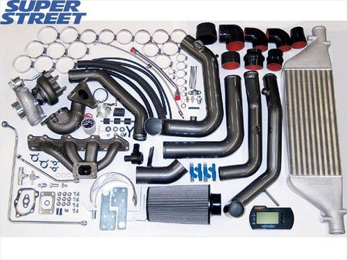 Engine Tuning Kits Garrett Turbo Kit