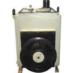 3500 LPM Single Stage Belt Drive Vacuum Pump