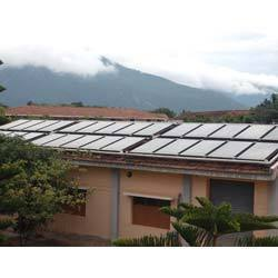 Industrial Solar Water Heating System ( ETC & FPC System