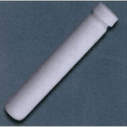 PTFE Test Tube with Screw Cap Round