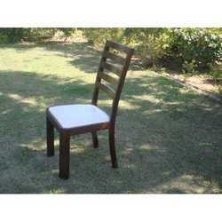 Chair with Half Round Legs