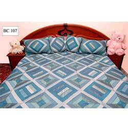 Sea Green Bedsheet
