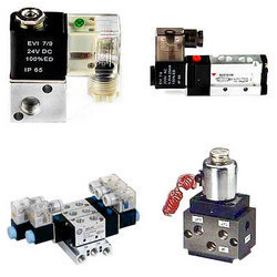 Solenoid Pneumetic Valves