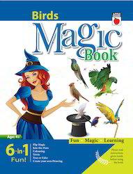 Magic Book - Birds