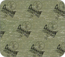 Champion Oil Jointing Sheet