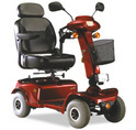 Electric Wheelchair Scooter: KS - 343