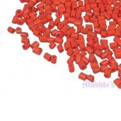 Indian Glass 2-Cut Beads MSK-466001