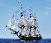 Full-Rigged Ship (Friendship)
