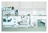 Winders Non Wovens Fully automatic winding and cutting inline for nonwoven (BWT 203-20)