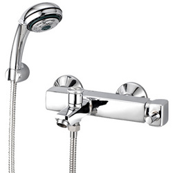 Wall Mixer Taps - Cube Series