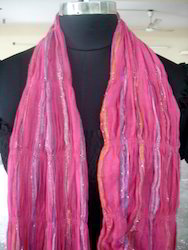 Colored Summer Scarves