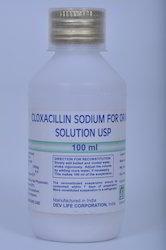 Cloxacillin Dry Syrup
