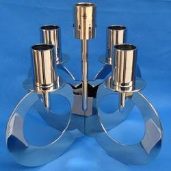 Aluminum Taper Candle Holders (03)