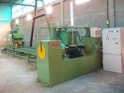 Track Press Machine