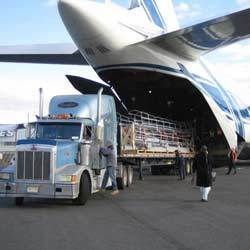 International Air Freight Forwarding Services