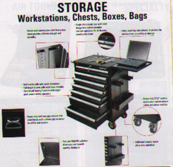 Storage Workstations,chests,boxes,bags