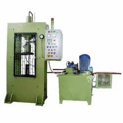 Spring Testing Machine Calibration