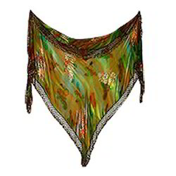Designer Beaded Scarves