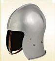Armor Helmet European Barbute