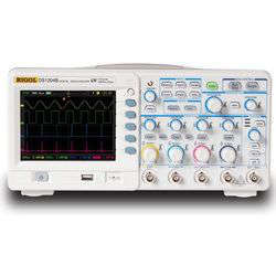 70 MHZ With 4 Channel Digital Storage Oscilloscope