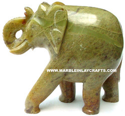 Stone and Marble Animal Figure