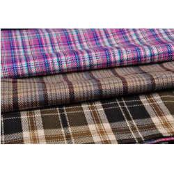 yarn dyed twill fabric