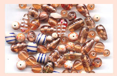 Semi Fancy Mix Beads