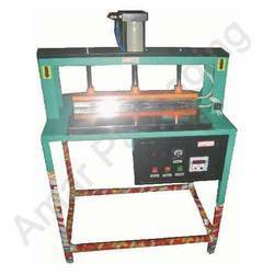 horizontal pneumatic sealing machine